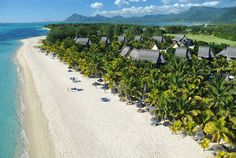 Dinarobin Hotel Golf & Spa in Mauritius offers five star excellence and a 18-hole golf course plus the option of two other golf courses nearby.