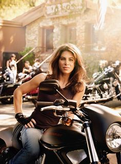 Harley-Davidson Celebrates Women Riders Month Through Vanity Fair - Makeup and Beauty blog | TalkingMakeup.com | Celebrity Fashion News