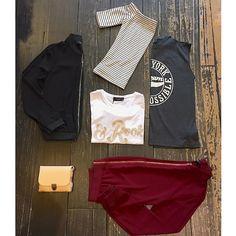 New Items #SISTERSPOINT vanaf 20 #jeansenlifestyle #houten #koopavond #geopend tot 21!