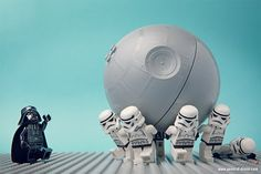 lego stormtrooper death star minifigs