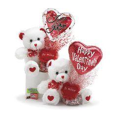 valentines chocolates and teddy bear gift - Walmart Valentine Gifts