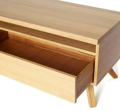 Cross Media Cabinet by Matthew Hilton | Case Furniture