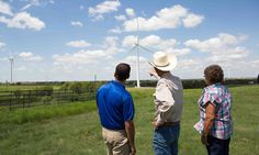 What can a wind farm do for small town America?    A tight-knit ranching community in Muenster, Texas is home to something pretty special: a clean energy revolution.
