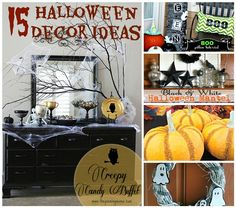 15 Awesome Halloween Decorating Ideas - In The Kitchen With KP