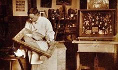 Paul Klee, Weimar, 1924.