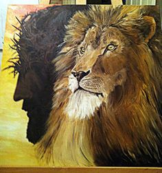Lion of Judah- Rebecca Ersfeld