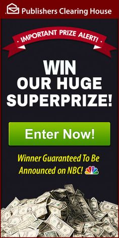 PCH Blog - PCH Winners Circle Enter To Win, I Win, Lotto Winning Numbers, Lottery Numbers, How To Find Out, How To Become, Win For Life, One Million Dollars, Publisher Clearing House