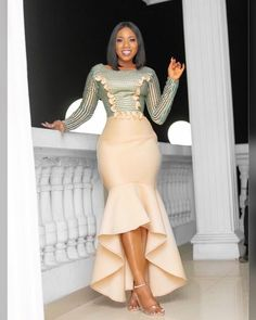 For women's fashion, shoes, makeup, bags, skin care products etc – check out – African Fashion Dresses - 2019 Trends Latest African Fashion Dresses, African Print Dresses, African Print Fashion, African Dresses For Women, African Attire, Ankara Styles For Women, Mode Outfits, Chic Outfits, Fashion Outfits