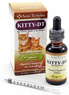 1 oz. Kitty Distempaid helps heal feline distemper kittens.  Buy Kitty Distempaid for your kitten or cat now!
