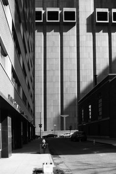 """A Not-for-Humans Skyscraper: The AT&T """"Long Lines Building"""" in New York by John Carl Warnecke (1974) – SOCKS"""