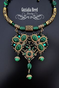 Special order of 6 necklaces di GuzialiaReedJewelry su Etsy