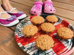 Zdravé muffiny pro děti Cookies, Sweet, Desserts, Kids, Food, Tailgate Desserts, Children, Biscuits, Deserts