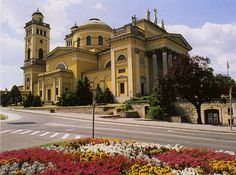 Eger, Hungary Austria, Most Beautiful Cities, Budapest Hungary, Homeland, Wonders Of The World, Cathedral, To Go, Journey, Landscape