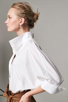 Womens Fashion Casual Chic Classic White 36 Ideas For 2019 Look Fashion, Fashion Outfits, Womens Fashion, Fashion Tips, Fashion Trends, Feminine Fashion, Ladies Fashion, Fashion Ideas, 50 Fashion
