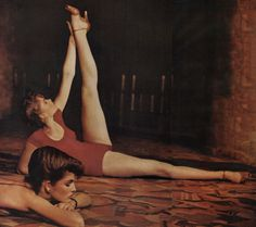 """""""Day Dressing: The New Idea"""" - Photographed by Deborah Turbeville, Vogue, March 1979"""
