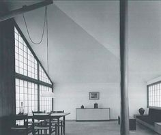 Angles and simple shapes: considering the work of architect Kazuo Shinohara this morning