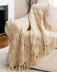 knitted blanket on Pinterest Baby Blankets, Baby Blanket ...