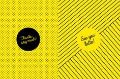 """Demitasse Creamery"" Identity + Packaging by Brianne Boland, via Behance"