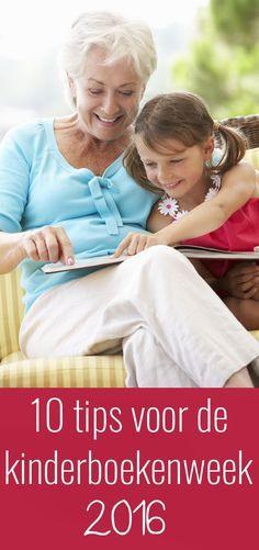 10 tips voor de kinderboekenweek 2016