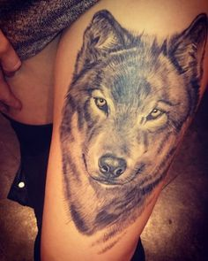 482 Meilleures Images Du Tableau Tatouage Loup En 2019 Tattoos Of