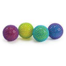 """4"""" Senso-Dot Balls - Set of 4"""