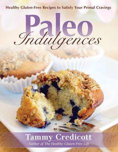 En esta ocasión os presento un libro que llamó mi atención cuando salió a la venta. Se trata del segundo libro de Tammy Credicott, Paleo Indulgences que, a pesar de su título y foto de portada (que...