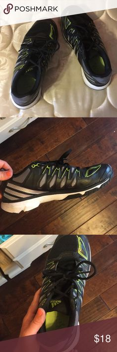 brand new 7af94 3ed48 Adidas Athletic Court Shoes Great quality Adidas court shoes. I used them  for volleyball,