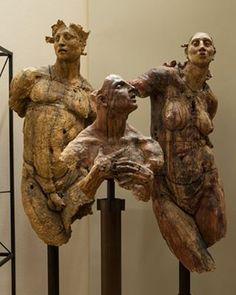Javier Marin. escultor