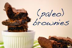 a home in the making: {create} double-chocolate brownies