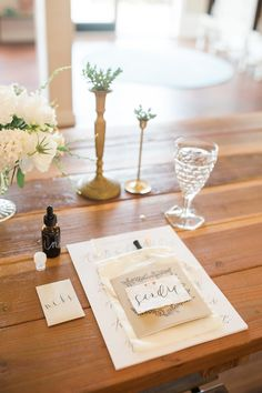 Modern Calligraphy Class with Parris Chic Boutique