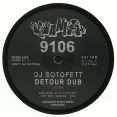 DJ Sotofett | Vera Dvale | Merel Laine - Detour Dub (Wania) #music #vinyl #musiconvinyl #soundshelter #recordstore #vinylrecords #dj #House