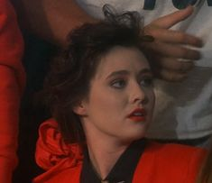 Heather Duke, Heathers The Musical, Shannen Doherty, Tv Quotes, Attractive People, Mean Girls, Chainsaw, Actors & Actresses, Movie Tv
