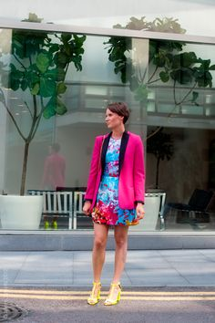 Street Style Aesthetic » Blog Archive » London – Sunsplash