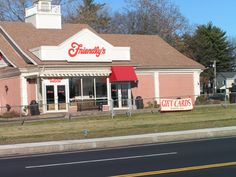 The first Friendly's was opened in Springfield, MA in 1935.