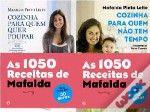 As 1050 Receitas de Mafalda - Mafalda Pinto Leite #books