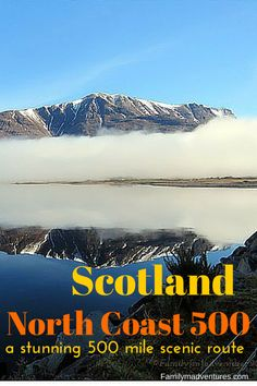 North Coast 500 Scotlands newest scenic route ABSOLUTELY STUNNING
