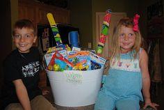 Welcome to Summer: Bucket of Summer Fun