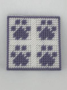 Cross Black White Design Rubber Drink Coaster
