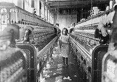 industrial revolution silk weavers children - Google Search
