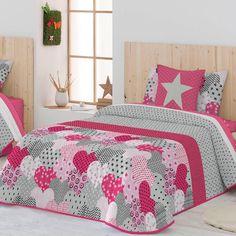 Colcha Bouti NYDIA Textil Antilo
