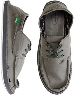 Sanuk shoes will go perfect on me with a burlap sack for the ... 74832e73b