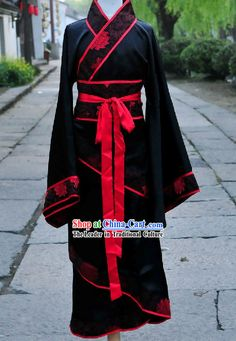 Traditional Chinese Hanfu Clothing for Children