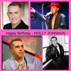 Holly Johnson, Frankie Goes To Hollywood, Top 40, Pop Music, Vinyl Records, Liverpool, Beautiful Men, Happy Birthday, Relax