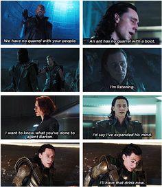 Loki lines :) (GIFS)
