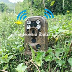 Mini GPRS Hunting Trail Camera with 12MP 1080P Motion Detection