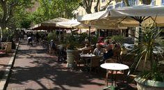 Bastia e i café di Place St-Nicolas #CorsicaVivilaAdesso