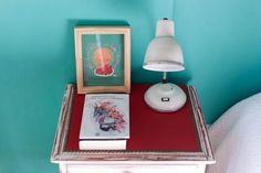 167_34 Decor, Furniture, Deco, Floating Nightstand, New Homes, Table, Home Decor, Mesas De Luz, House Colors