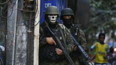 Exército Brasileiro bota terror contra traficantes no Rio ( Boa Exército ).
