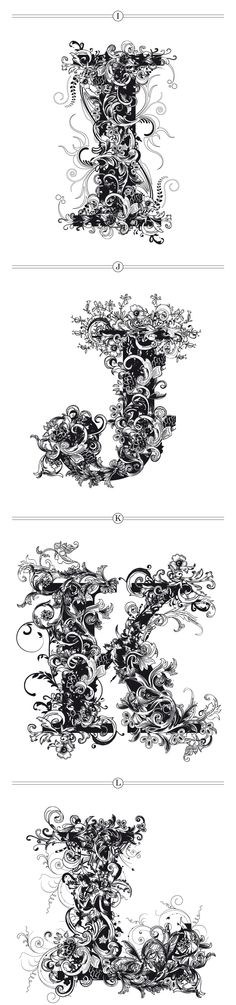 :: BRUSHWOOD by Riccardo Sabatini, via Behance ::
