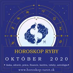 Presný mesačný Horoskop - Október 2020 pre znamenie zverokruhu Ryby. Bude október pre Ryby úspešným mesiacom? Aký je Horoskop Október 2020 Ryby, alebo pre iné znamenia zverokruhu? Prečítajte si, čo si Horoskop a osud pripravili pre znamenie Ryby počas mesiaca Október 2020 v otázkach zdravia, lásky, vzťahov, práce, peňazí, kariéry, rodiny alebo priateľstva ... Kompletný mesačný Horoskop. #RybyOktober2020 #HoroskopOktober2020 #MesacnyHoroskop Pisces Monthly Horoscope, October Horoscope, Scorpio Horoscope, Tarot, Astrology Predictions, Zodiac Signs, Relationship, Destiny, Friendship